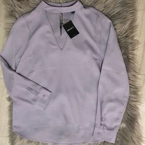 NWT Forever 21 long sleeve blouse